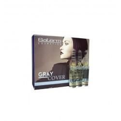 Ampollas SALERM Gray Cover 12x5ml