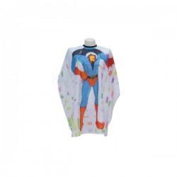 Capa Infantil SPACE HEROES Velcro