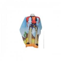 Capa Infantil COWBOY Velcro